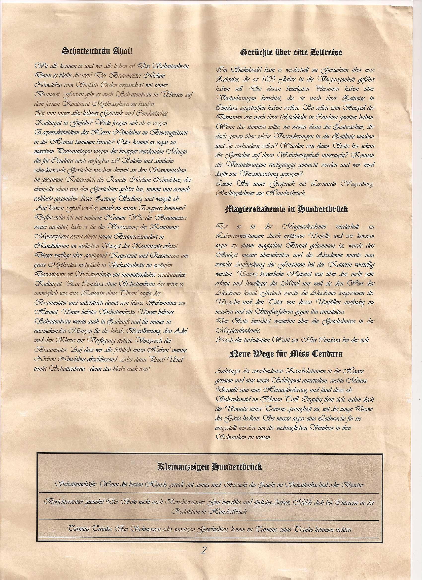 DerBote (Seite 2)
