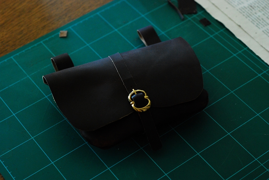 (optisch) neue Tasche